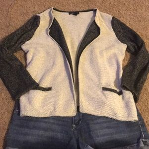 Style and Co blazer inspired Cardigan